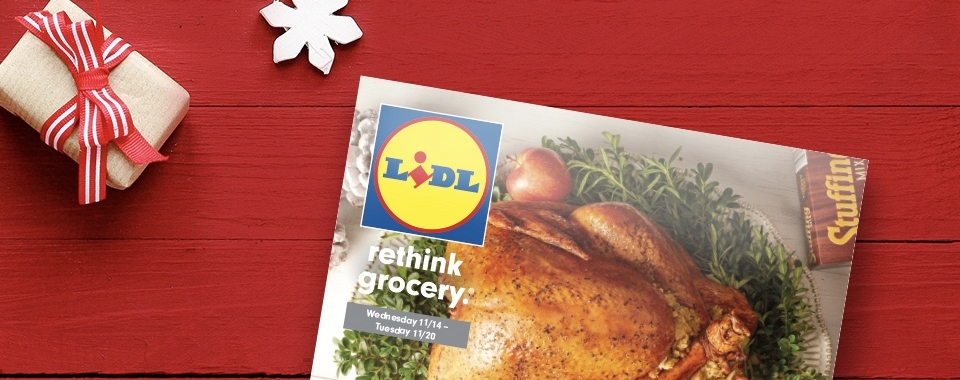 Lidl Thanksgiving
