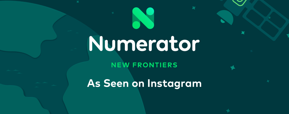 Numerator report cover - As Seen on Instagram