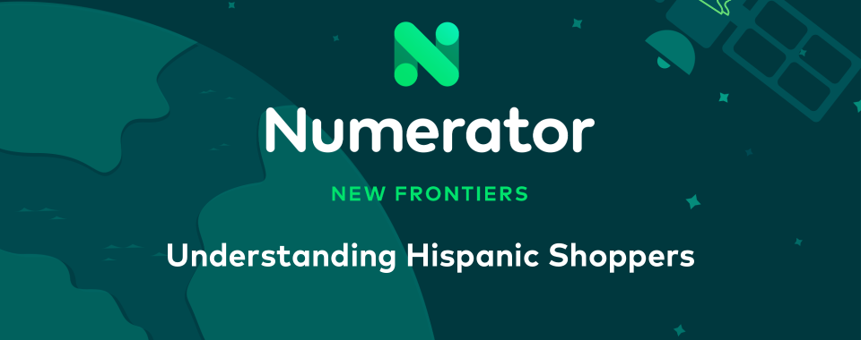 Numerator report cover - Understanding Hispanic Shoppers