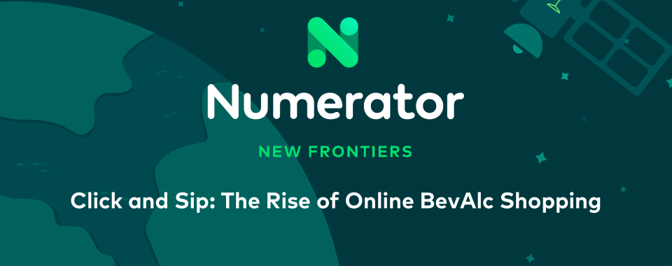 Numerator report cover - Click and Sip